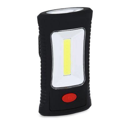 Multipurpose COB LED Source Flashlight