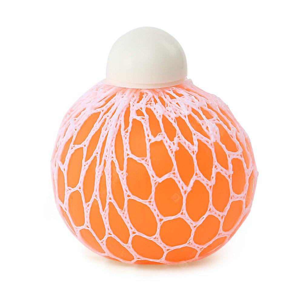 Funny Stress Relief Grape Vent Ball MANDARIN