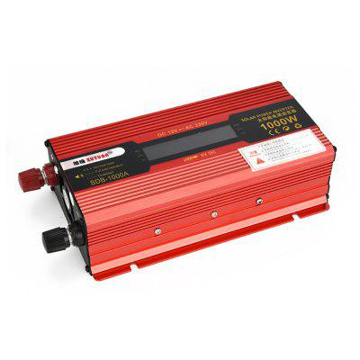 XUYUAN 1000W DC 12V to AC 230V Auto Solar Power Inverter