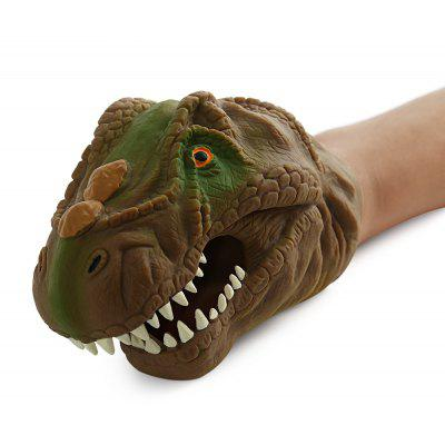 Funny Dinosaur Model Hand Puppet Toy