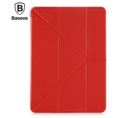 Baseus Jane Y-type Leather Case Smart Sleep Cover for New iPad 9.7 inch 2017