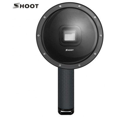 SHOOT 6 inch Dome Port Cover Set