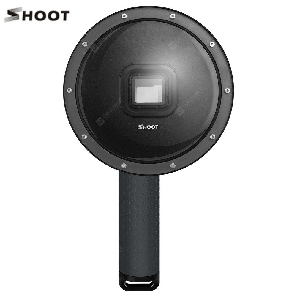 SHOOT 6 Zoll Dome Port Cover Set Für GoPro Hero5