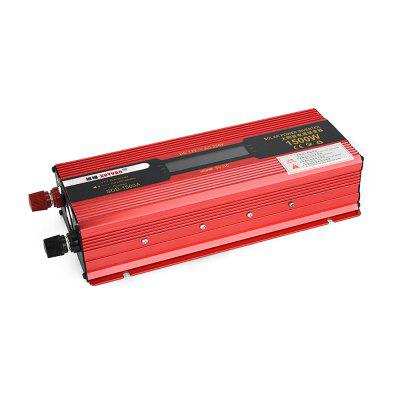 XUYUAN 1500W DC 12V to AC 220V Solar Power Inverter