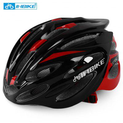 INBIKE EPS Breathable Safe Stoving Varnish Bicycle Riding Helmet