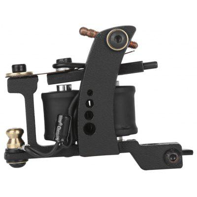 Casting Iron 10 Wrap Coils Liner Tattoo Machine