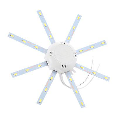 12W 900Lm LED Ceiling Lamp Octopus