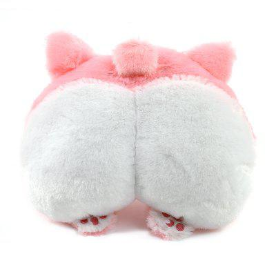 Sidiwen Lovely Plush Animal Car Pillow