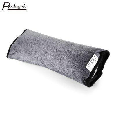 Rectangle Children Car Seat Belts Shoulder Protection Back Cushion Pillow