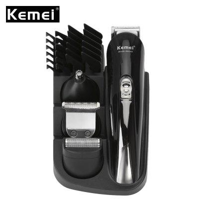 Kemei KM - 500 8 in 1 Hair Clipper Electric Trimmer Family Care
