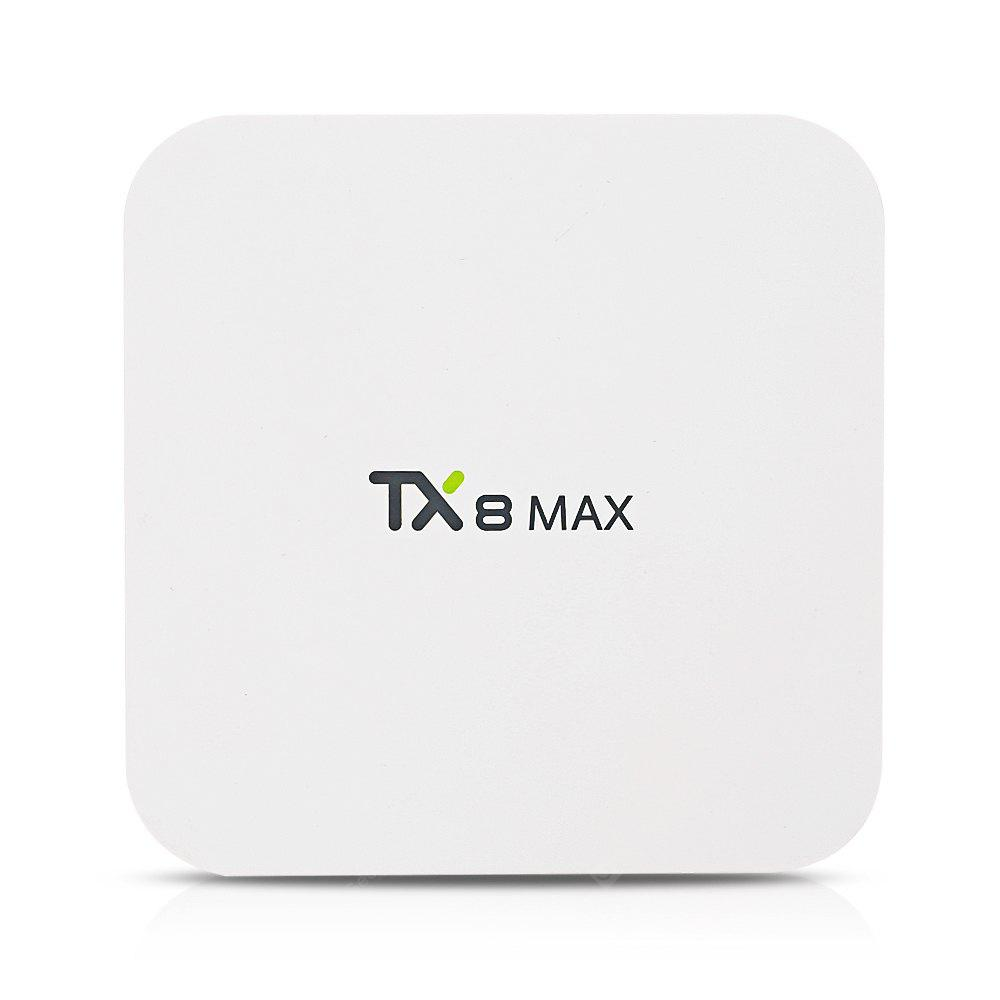 TX8 MAX TV Box