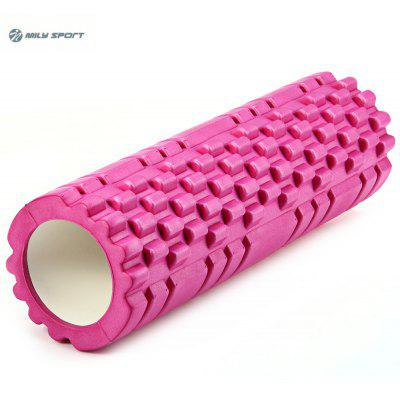 Buy MILY_SPORT EVA Point Yoga Foam Roller PINK for $17.25 in GearBest store