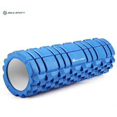 Buy BLUE MILY_SPORT EVA Point Yoga Foam Roller for $12.03 in GearBest store