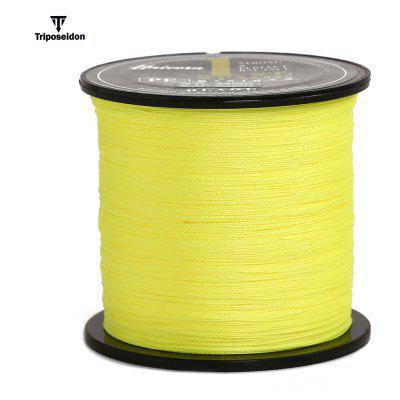 Triposeidon 500M 8 - 60 LB Good Quality PE Braided Fishing Line