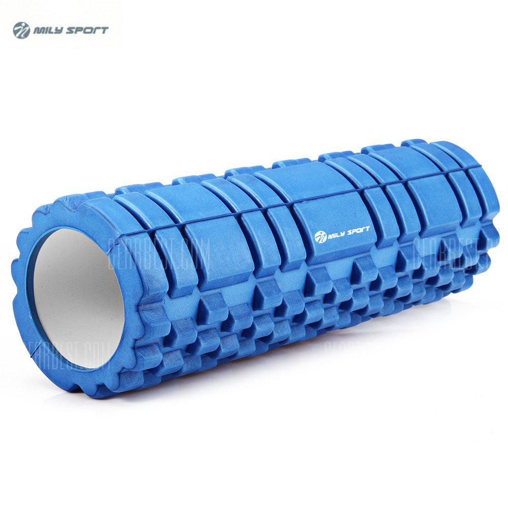BLUE MILY_SPORT EVA Point Yoga Foam Roller