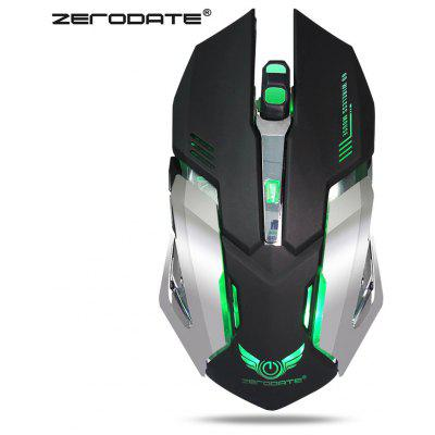 ZERODATE X70 Gaming Mouse 6Feb