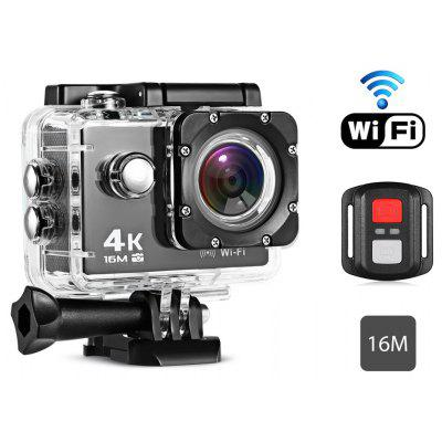 170 Degree Wide Angle Action Camera for Sports