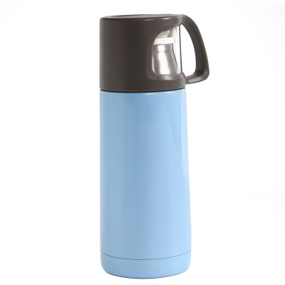 Portable Vacuum Insulated Cup Stainless Steel Travel Mug Water Bottle