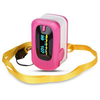 Portable OLED Fingertip Pulse Oximeter Blood Oxygen
