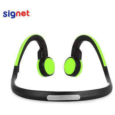 Signet BT - BK Bluetooth 4.1 Casque À Conduction Osseuse