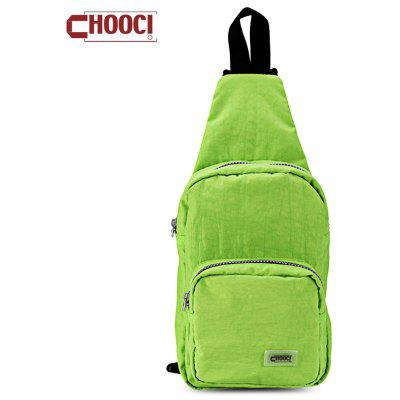 CHOOCI Bright Color Light Weight Shoulder Bag Chest Bags