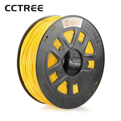 CCTREE PLA 3D Printer Filament – YELLOW