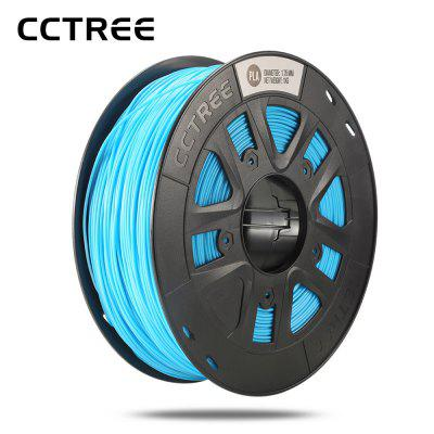 CCTREE PLA 3D Printer Filament – LIGHT BLUE