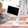 HOCO P6 Car Phone Mount Foldable Holder with Suction Cup - SILVER