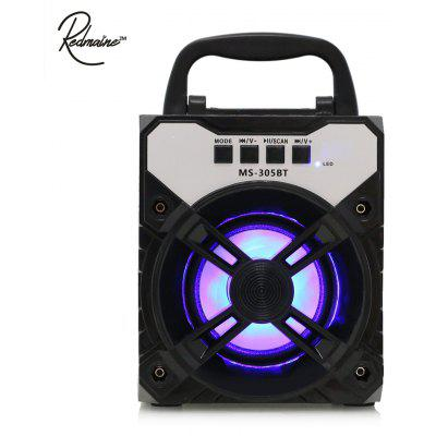 Redmaine MS - 305BT Bluetooth Speaker with LED Lights