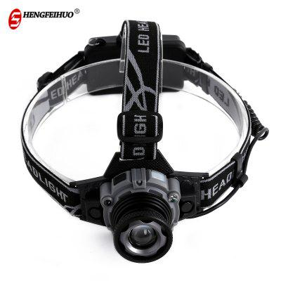 Shengfeihuo Rechargeable Motion Sensor LED Head Lamp