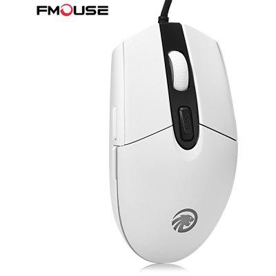 FMOUSE F102 Wired Gaming Maus