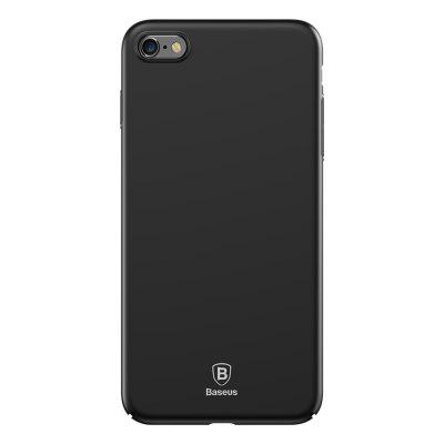 Baseus Thin Case Protective PC Back Cover for iPhone 6 / 6siPhone Cases/Covers<br>Baseus Thin Case Protective PC Back Cover for iPhone 6 / 6s<br><br>Function: Anti-knock, Dirt-resistant<br>Package Contents: 1 x Case<br>Package Size(L x W x H): 19.30 x 11.10 x 1.80 cm / 7.6 x 4.37 x 0.71 inches<br>Package weight: 0.0530 kg<br>Product weight: 0.0130 kg<br>Type: Case