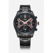 MEGIR 3016 Burra kuarc Watch