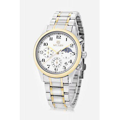 MEGIR M5007G Men Quartz Watch