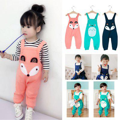 Unisex Child Cute Little Cotton Blend Casual Dungareesbaby rompers<br>Unisex Child Cute Little Cotton Blend Casual Dungarees<br><br>Closure Type: Pullover<br>Collar: Collarless<br>Color: Blue,Green,Pink<br>Decoration: Pattern<br>Fabric Type: Broadcloth<br>Gender: Unisex<br>Material: Cotton Blend<br>Package Contents: 1 x Romper<br>Season: Summer<br>Sleeve Length: Sleeveless<br>Style: Fashion<br>Thickness: General<br>Weight: 0.1870kg