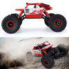 HB P1801 2.4GHz Remote Control Car - RED