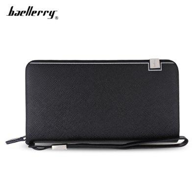 Baellerry Multifunction Card Holder Men Clutch Wallet