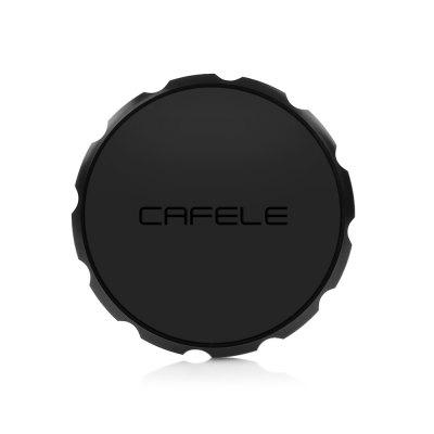 CAFELE Air Vent Magnetic Car Mount Phone Holder BracketStands &amp; Holders<br>CAFELE Air Vent Magnetic Car Mount Phone Holder Bracket<br><br>Package Contents: 1 x Magnetic Bracket, 2 x Metal Magnetic Iron, 1 x Protective Film<br>Package Size(L x W x H): 10.00 x 8.00 x 4.00 cm / 3.94 x 3.15 x 1.57 inches<br>Package weight: 0.0730 kg<br>Product Size(L x W x H): 3.90 x 3.90 x 3.10 cm / 1.54 x 1.54 x 1.22 inches<br>Product weight: 0.0290 kg