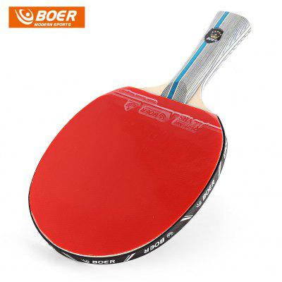 BOER Table Tennis Ping Pong Racket