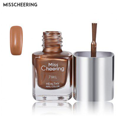 Misscheering Chic Style Finger Beauty Shiny Gel de unha polonês