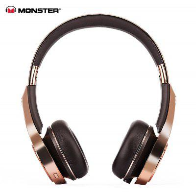 Monster Element On-ear Bluetooth 4.0 Headband con micrófono
