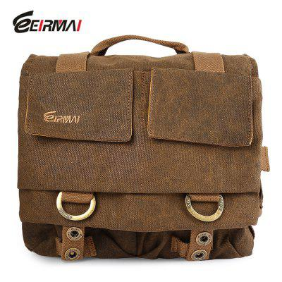 EIRMAI SS05 Compact Water-resistant Canvas Camera Shoulder Bag