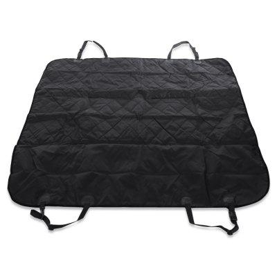 Pet Car Cushion Cover Rear Back Seat Cushion