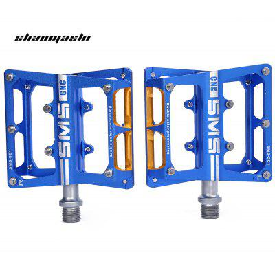 SHANMASHI Paired Three Bearing Outdoor Cycling Road Mountain Bicycle Pedal