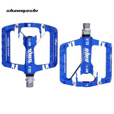 SHANMASHI Paired DU Bearing Outdoor Cycling Road Mountain Bicycle Pedal