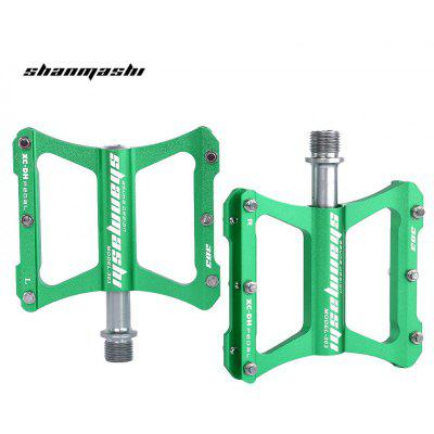 SHANMASHI SMS - 303 Paired Three Bearings Road Mountain Bicycle Pedal