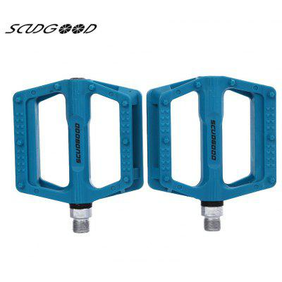 SCUDGOOD SG - 1612D Paired Outdoor Cycling Road Mountain Bicycle Pedal