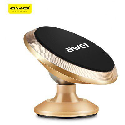 Awei X6 Magnetic Car Mount Phone Holder Tipo de adhesivo