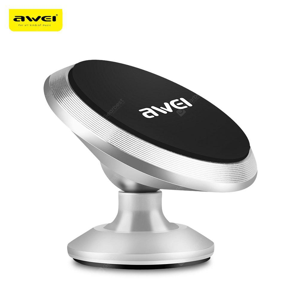 Awei X6 Magnetic Car Mount Phone Holder Adhesive Type