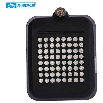 INBIKE 64 LED Bicycle Tail Light